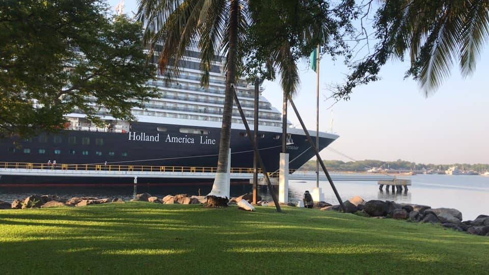 Cruise Ship - Antigua Transportation Only